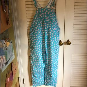 Lilly Pulitzer overalls